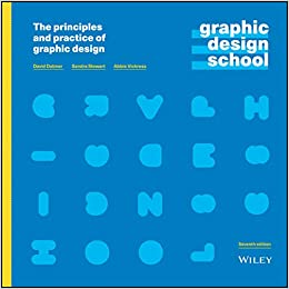 Graphic Design School: The Principles and Practice of Graphic Design book cover