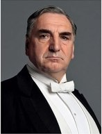 Downton Abbey Jim Carter as Charles Carson Looking Dapper in Tux 8 ...