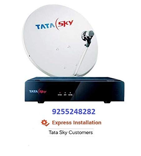 TATASKY HD Set Top Box 1 Month Hindi Lite Pack 190