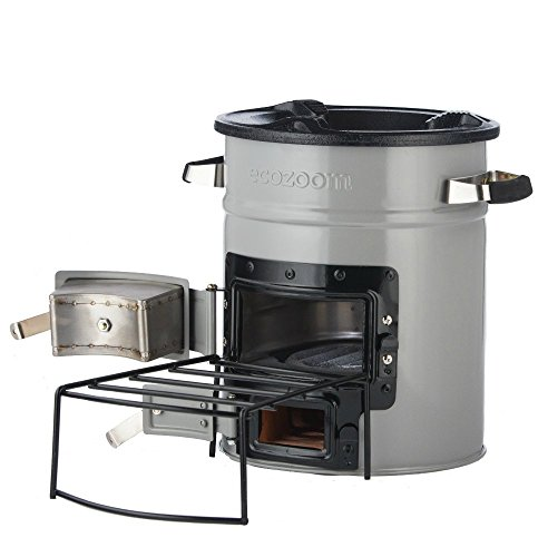 EcoZoom Versa Camping Stove - Portable Wood Burning Camp Stove for...