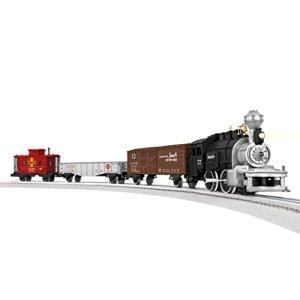 Lionel Junction Santa Fe Steam Train Set – O-Gauge 41X4iEPjgfL