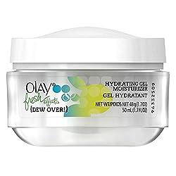 Olay Fresh Effects Dew Over Hydrating Gel Moisturizer