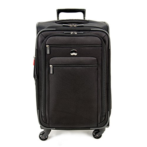 DELSEY Paris Helium Sky 25' Exp. Spinner Trolley, Black