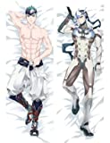 GB Arts Overwatch Genji Peach Skin 150cm x 50cm Pillowcase
