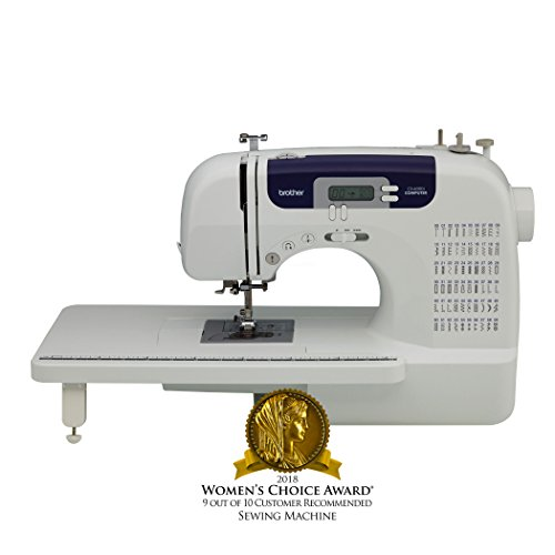 Brother CS6000i Feature-Rich Sewing Machine