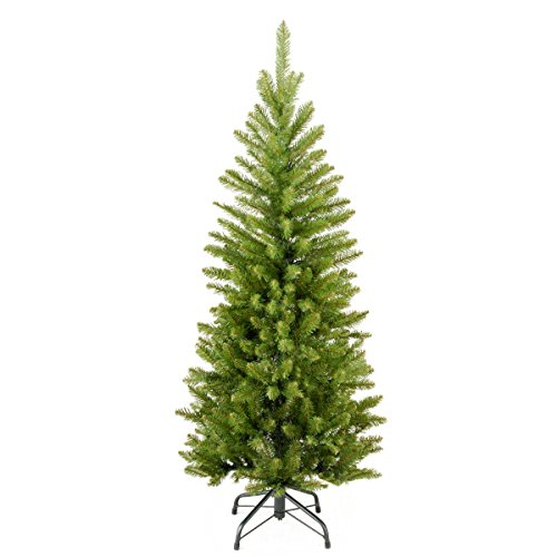 National Tree 9 Foot Kingswood Fir Pencil Tree (KW7-500-90)