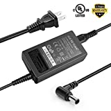 [UL Listed]TFDirect 19V AC DC Adapter for Samsung 32' LCD/LED TV UN32J400DAF UN32J5003 UN32J4500AF UN32J5003AF UN32J5205AF UN32J5205AFXZA A4819-FDY BN44-00838A LCD LED Monitor Screen Power Supply Cord