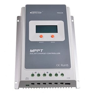 ACOPOWER HY-MPPT 10A 20A 30A 40A Solar Charge Controller