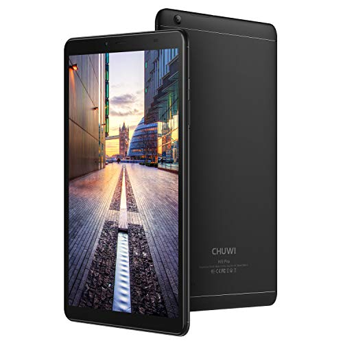 CHUWI Hi9 Pro 8.4' 4G LTE Tablet Unlocked with Dual SIM Card, RAM 3G / ROM 32G Android 8.0 Phablet with 2560 X 1600 FHD Touchscreen, Support OTG, Dual Band WiFi, BT 4.1, Type-c, GPS, TF Card