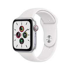 New-Apple-Watch-SE-GPS-Cellular-44mm-Silver-Aluminum-Case-with-White-Sport-Band