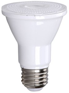 Bioluz LED PAR20 7w (75w Equiv) 3000k 550 Lumen Dimmable Lamp – UL Listed