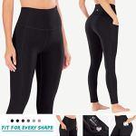 Womens cotton yoga pants