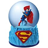 Superman Icicles 100mm Water Globe