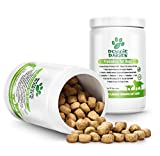 Doggie Dailies Probiotics for Dogs, 225 Soft Chews, Advanced Dog Probiotics with Prebiotics, Relieves Dog Diarrhea, Improves Digestion, Enhances Immune System, Improves Overall Health, Made in the USA