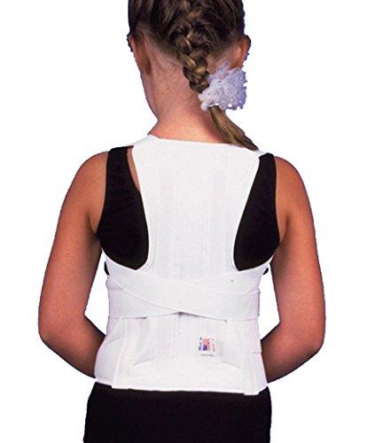 Ita-med Complete Pediatric Children Posture Corrector Back Support Brace TLSO-250(P), Small