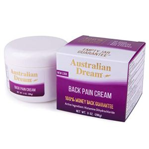 Australian Dream Back Pain Cream, 9 Ounce