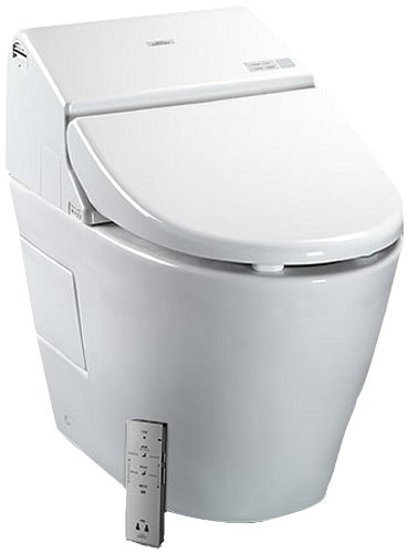 Toto Washlet with Integrated Toilet G500