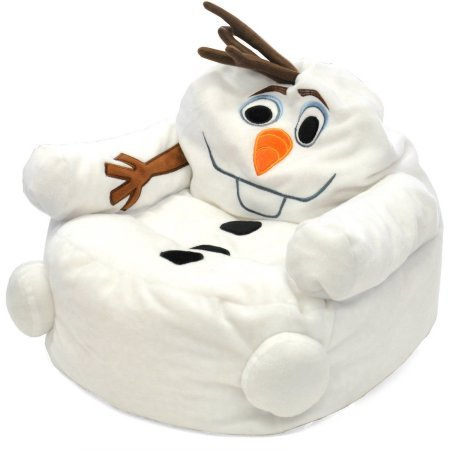 Frozen Olaf Character Figural Toddler Bean Chair