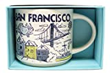 Starbucks Been There Series San Francisco Mug, 14 Oz