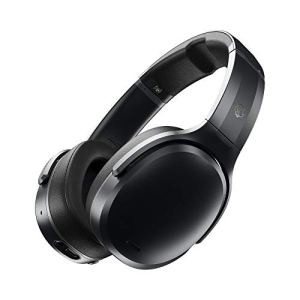 Skullcandy Crusher Active Noise Cancellation Wireless Over-Ear Headphone (Black)