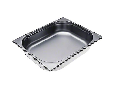 Miele DGG 3 Solid Cooking Pan for Miele Steam Ovens (136 Ounce)