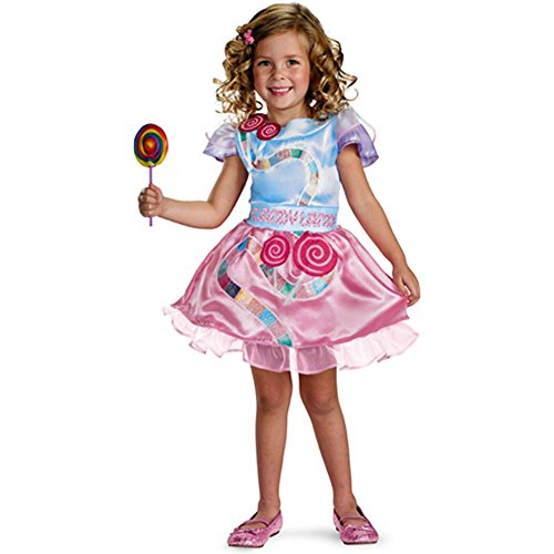Candyland Girl Toddler Costume - 2T