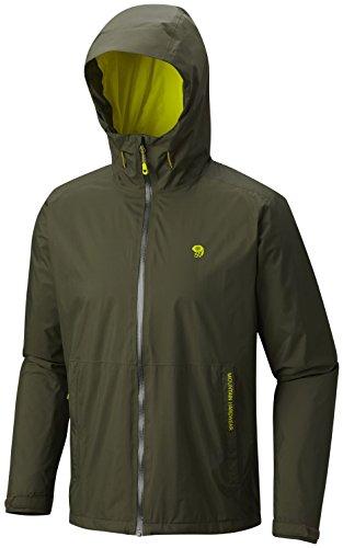 Mountain Hardwear Finder Jacket - Men's Surplus Green Small