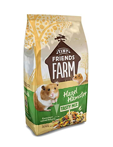 Tiny Friends Farm Hazel Hamster Tasty Mix