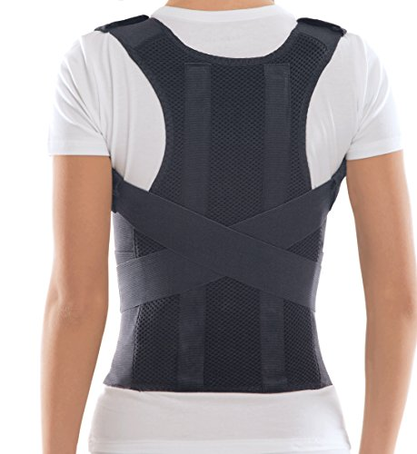 TOROS-GROUP Comfort Posture Corrector Clavicle and Shoulder Support Back Brace