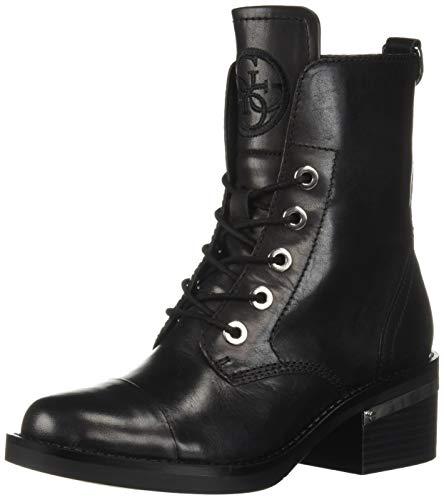 GUESS Women's Fastone Fashion Boot Black 9 M US
