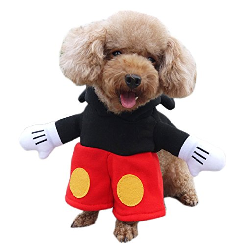 Alfie Pet by Petoga Couture - Bayou Mickey Costume