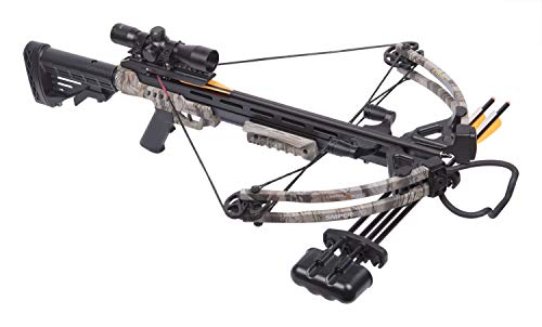 Sniper 370 Crossbow Review Centerpoint