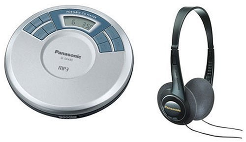 Panasonic SL-SX450 Portable CD / MP3 Player