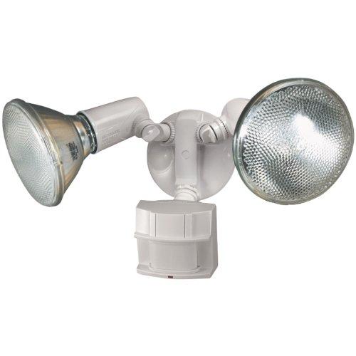 Heath Zenith HZ-5411-WH Motion Sensor Security Light