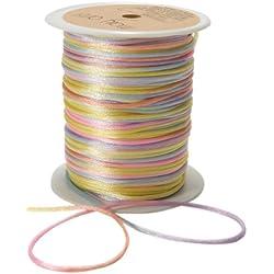 May Arts Ribbon, Pastels Satin String