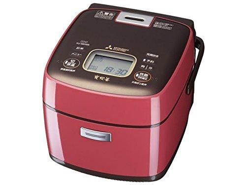 MITSUBISHI IH Jar Rice Cooker (3.5Go cooker/0.63L) Binchotan(Charcoal) NJ-SE068-P (Raspberry Pink)【Japan Domestic genuine products】