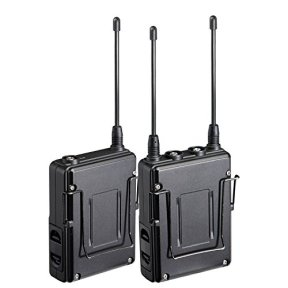 Saramonic-96-Channel-UHF-Wireless-Lavalier-Microphone-System-1-Bodypack-Transmitter-1-Handheld-Transmitter-and-1-Receiver-for-Canon-Nikon-Sony-Panasonic-DSLR-CameraXLR-Camcorder-Smartphone