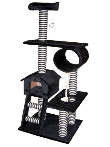 Arbol negro para gatoshttps://amzn.to/2KUSSC0