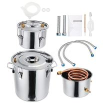 Slsy-8-Gallon-Moonshine-Still-Water-Alcohol-Distiller-30-Liters-DIY-Whiskey-Still-Stainless-Steel-Spirits-Boiler-with-Copper-Tube-Home-Brew-Wine-Making-Kits-with-Thumper-Keg