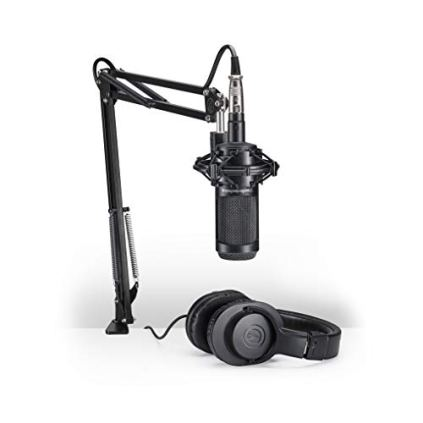 Audio-Technica-AT2035PK-Vocal-Microphone-Pack-for-StreamingPodcasting