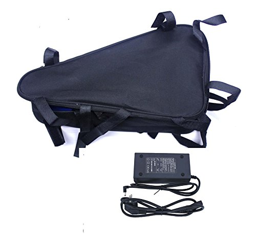 48V16AH-20AH Samsung ICR18650 22P Li-on Ebike Battery Triangle fits 1000-1500W Electric Bike Kit Theebikemotor