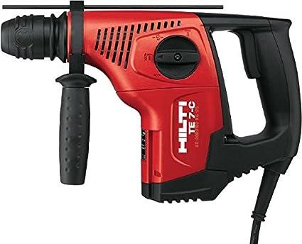 Hilti 228061 Te 7 C 120 Volt Rotary Hammer Drill Package