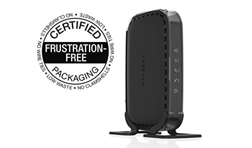 Netgear AC1750 WiFi Cable Modem Router Combo (C6300) with