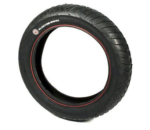 12' x 3' Electric Scooter parts tire for Schwinn-Currie-GT-Mongoose & I-zip - Heavy Duty (front or rear)