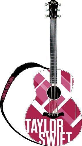 Carlton Heirloom Magic Ornament 2013 Taylor Swift - Guitar - #CXOR049D