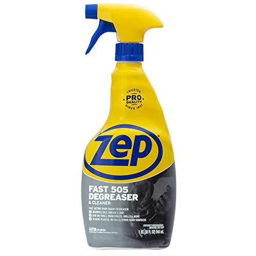 Zep Fast 505 Cleaner & Degreaser 128 Ounces ZU505128