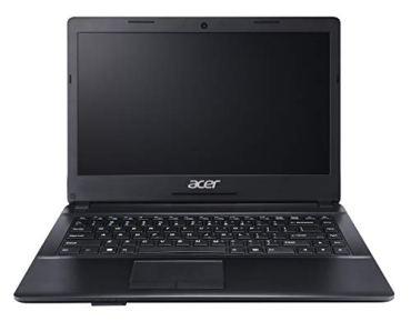 Acer One Intel Pentium Gold 4415U Processor 14″ (35.56cms) Display 1366 x 768 Laptop (4 GB Ram/1TB HDD/Windows 10 Home/Integrated Graphics/Black/1.8kgs), Z2-485