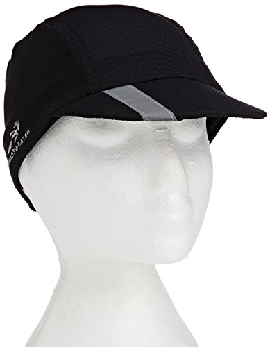 Headsweats Cycle Cap Black Reflective