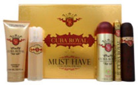Cuba - Cuba Royal (5 Pc Gift Set) 1 pcs...