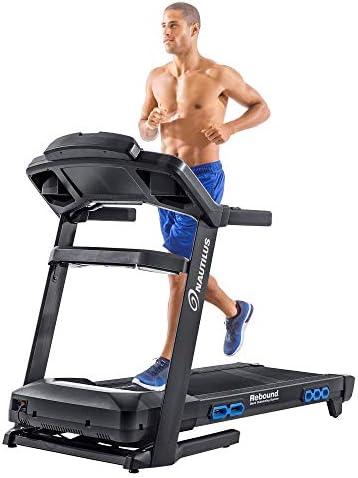 Nautilus Treadmill Series 4